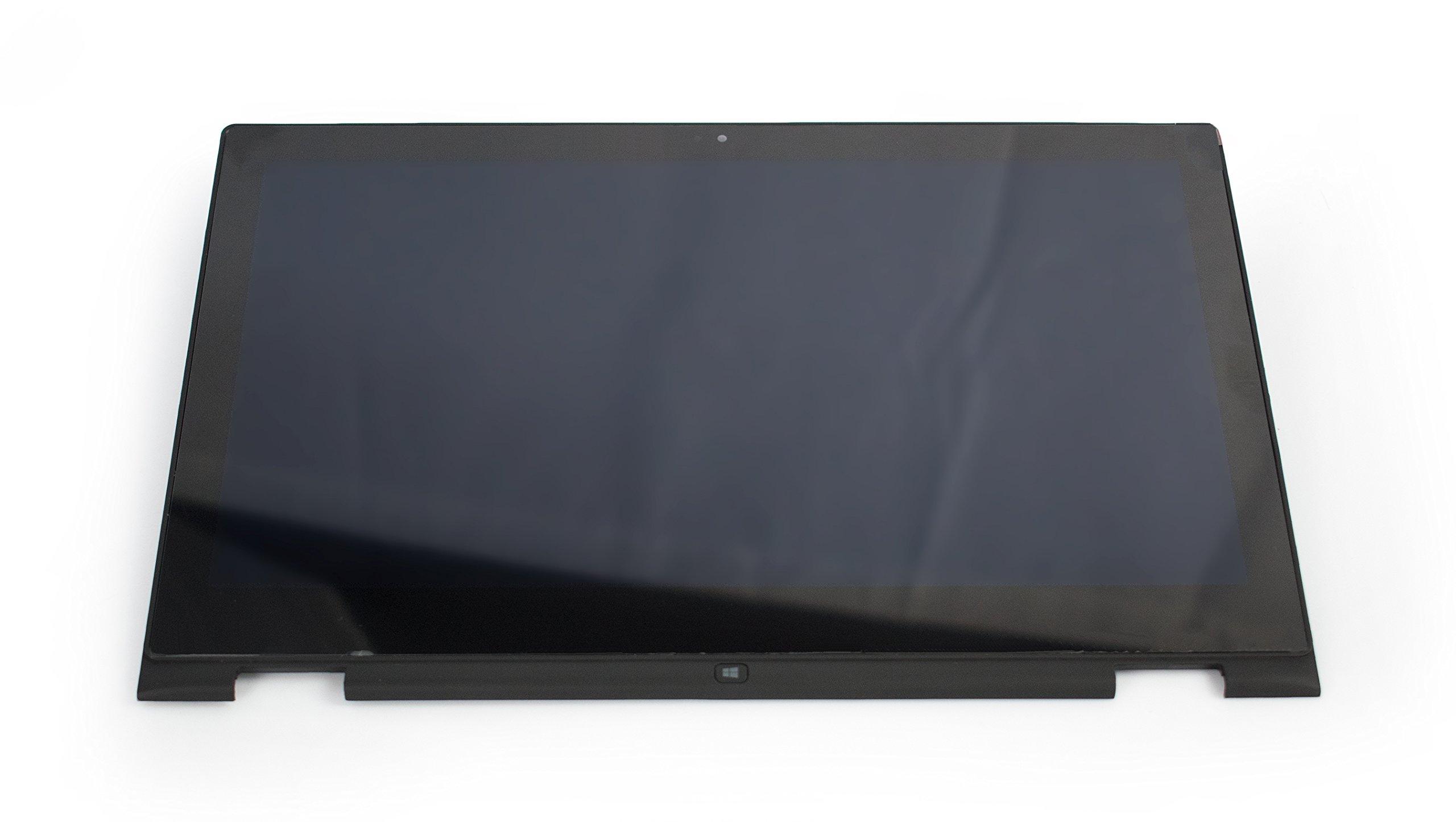 Dell Inspiron 13 7347 13 7348 LCD Touch Screen + Glass Digitizer + Sharp Corner Bezel LTN133HL03-201 FHD