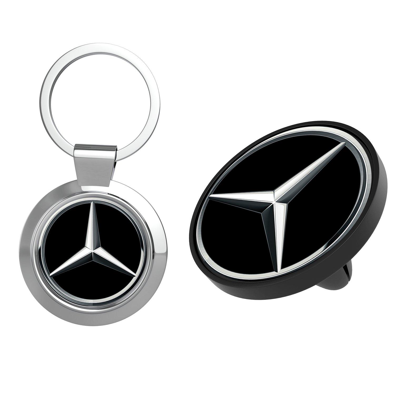 Mercedes Benz - Soporte magnético para teléfono y Llavero de ...
