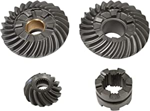 Lower Unit Gear Set, 1979-2005+ Johnson and Evinrude 150, 175, 185, 200, 225, and 235 hp Outboards 435020 5004938