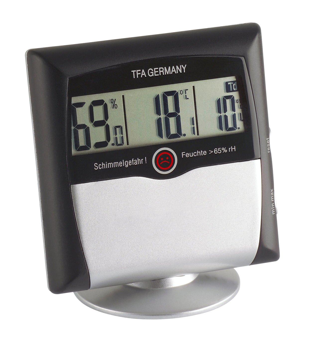 La Crosse Technology 30.5011 TFA Digital Comfort Control Thermo-Hygrometer