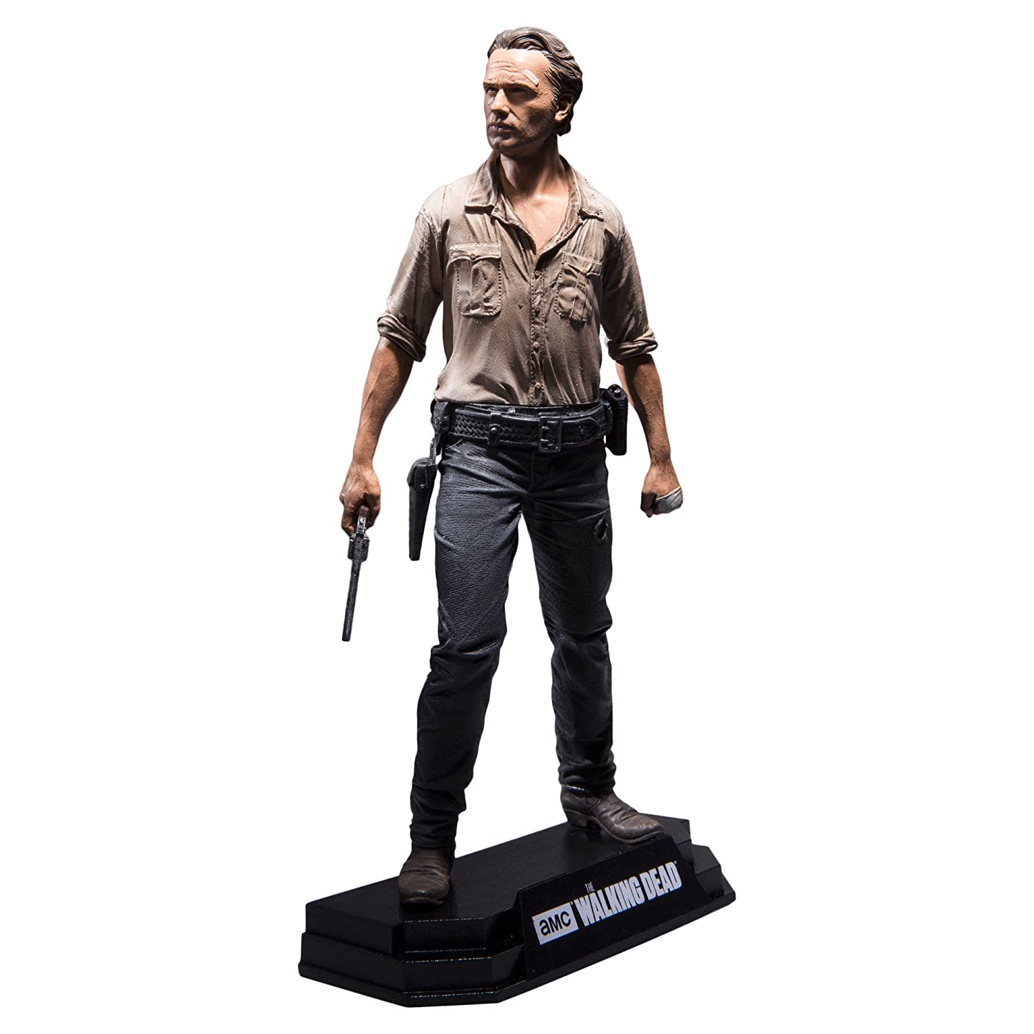 "Rick Grimes 7"" Collectible Action Figure"