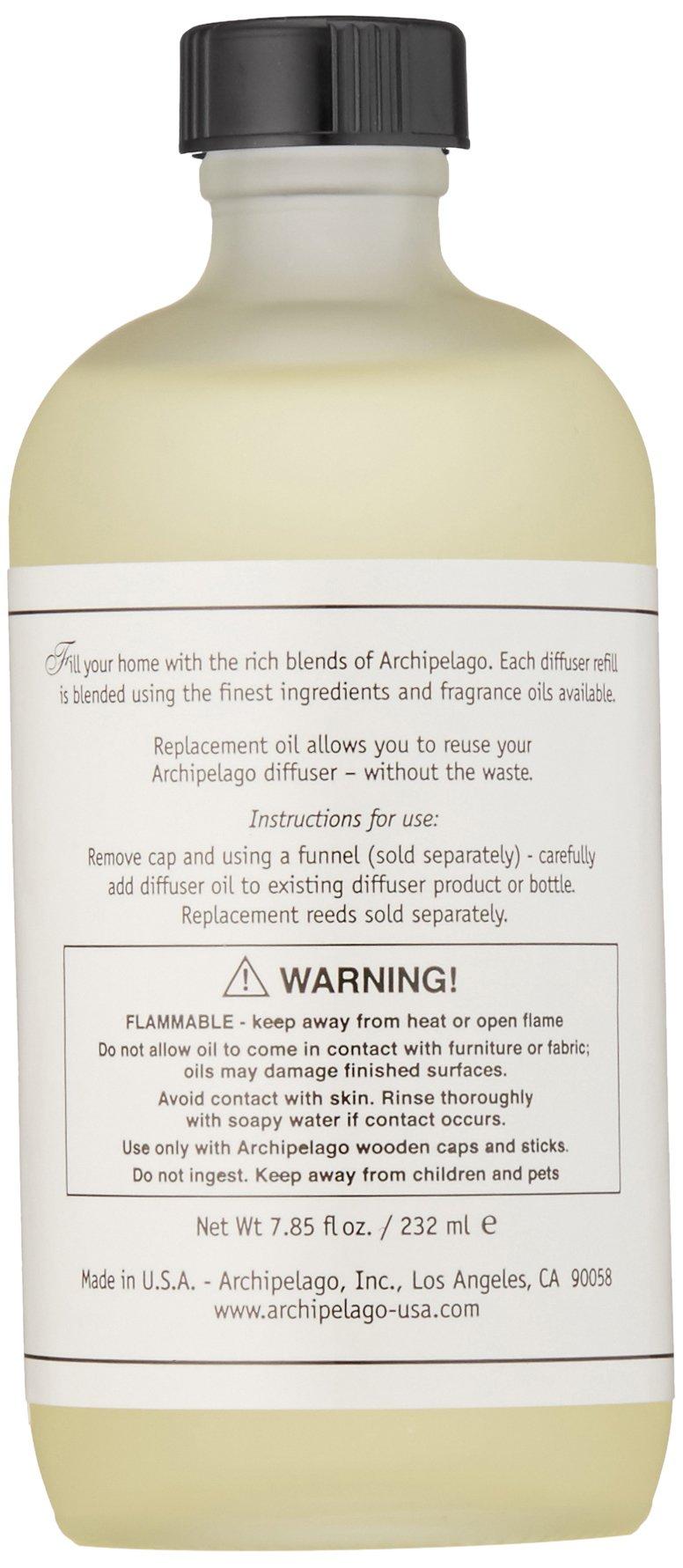 Archipelago Havana Diffuser Oil Refill,7.85 Fl Oz by Archipelago Botanicals (Image #2)