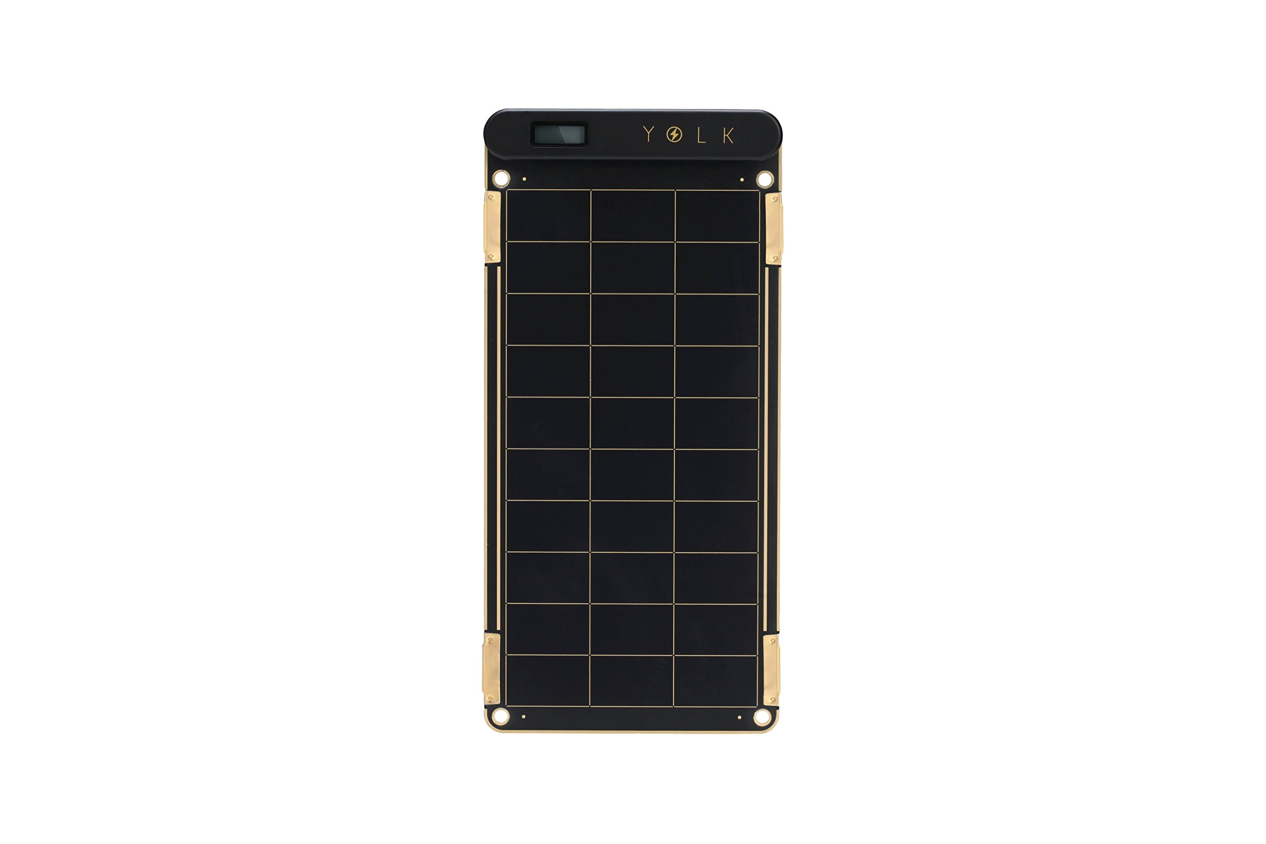 Solar Paper + Pouch, Paper-thin and Light Portable Solar Charger with Ultra-High-Efficiency (5W) by YOLK (Image #6)