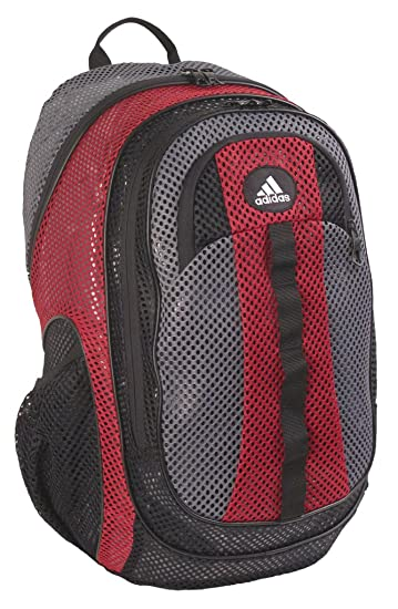 adidas mesh backpack