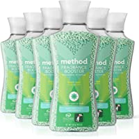 Method Laundry Scent Booster, Pair Fragrance Boosters with Laundry Detergent - Toss onto Clothes Before Wash, Keep…