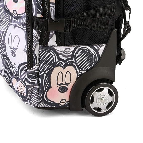 1 litro Mickey Mouse KM-37700 2018 Maleta 55 cm