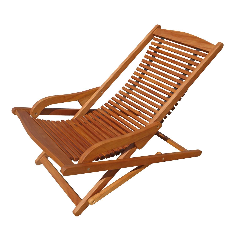 Indoba Relax Chair Flair'' -Serie Sun Flair-IND-70007-RC Gartenliege, Natur