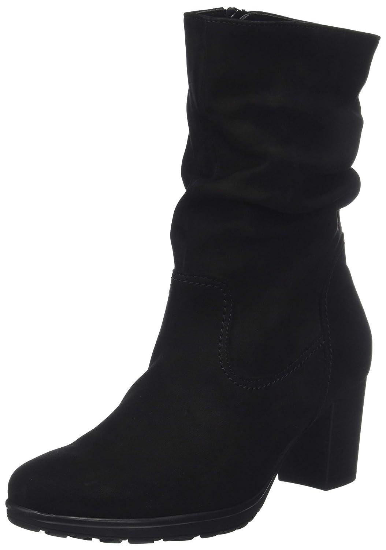Schwarz(Schwarz80) Gabor Damen Damen Damen Basic Hohe Stiefel  heiße limitierte Auflage