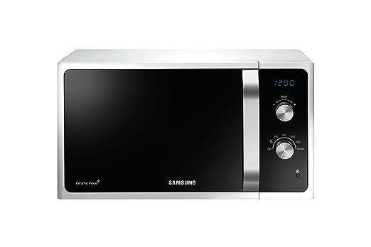 Samsung MG23F301TAS Encimera 23L 800W Plata - Microondas (Encimera ...