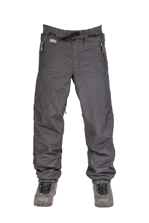 19-20 エルワン ウェア L1 AFTERSHOCK メンズ パンツ アフターショック PANTS スノーボード 黒 Large