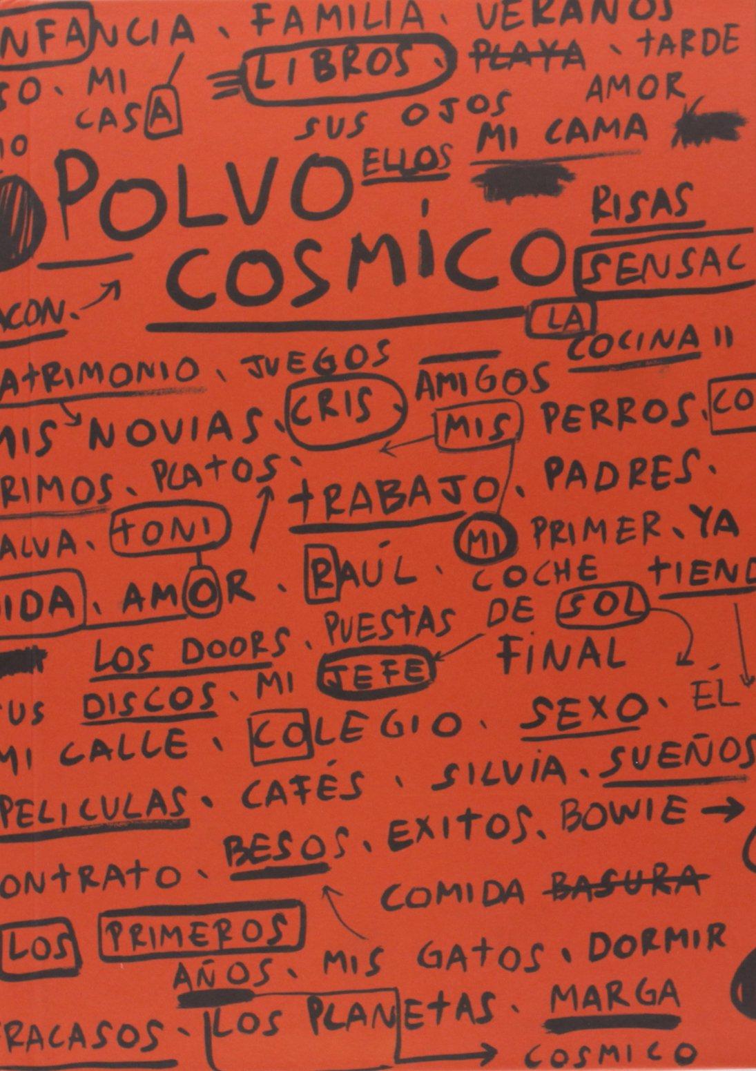 POLVO COSMICO (Spanish) Paperback – June 1, 2013