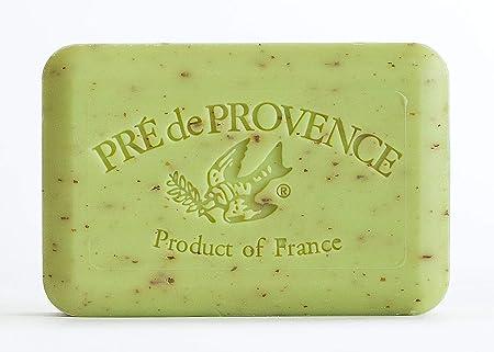Pre de Provence Soap – Lime Zest – Half Case of 6 Bars