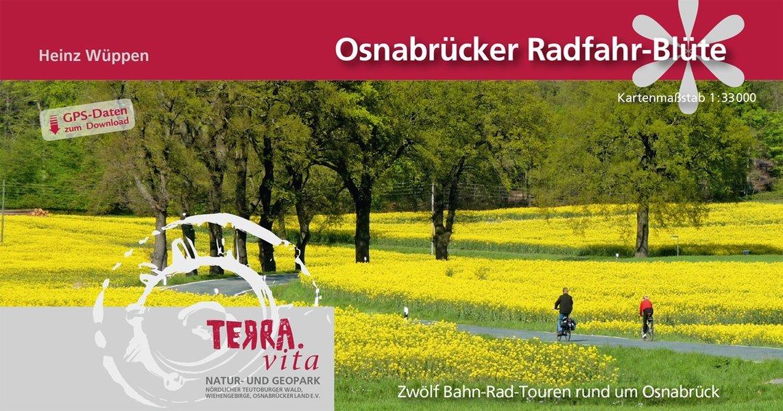 Osnabrücker Radfahr-Blüte: Zwölf Bahn-Rad-Touren rund um Osnabrück