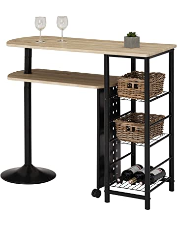 Tables De Bar Amazon Fr