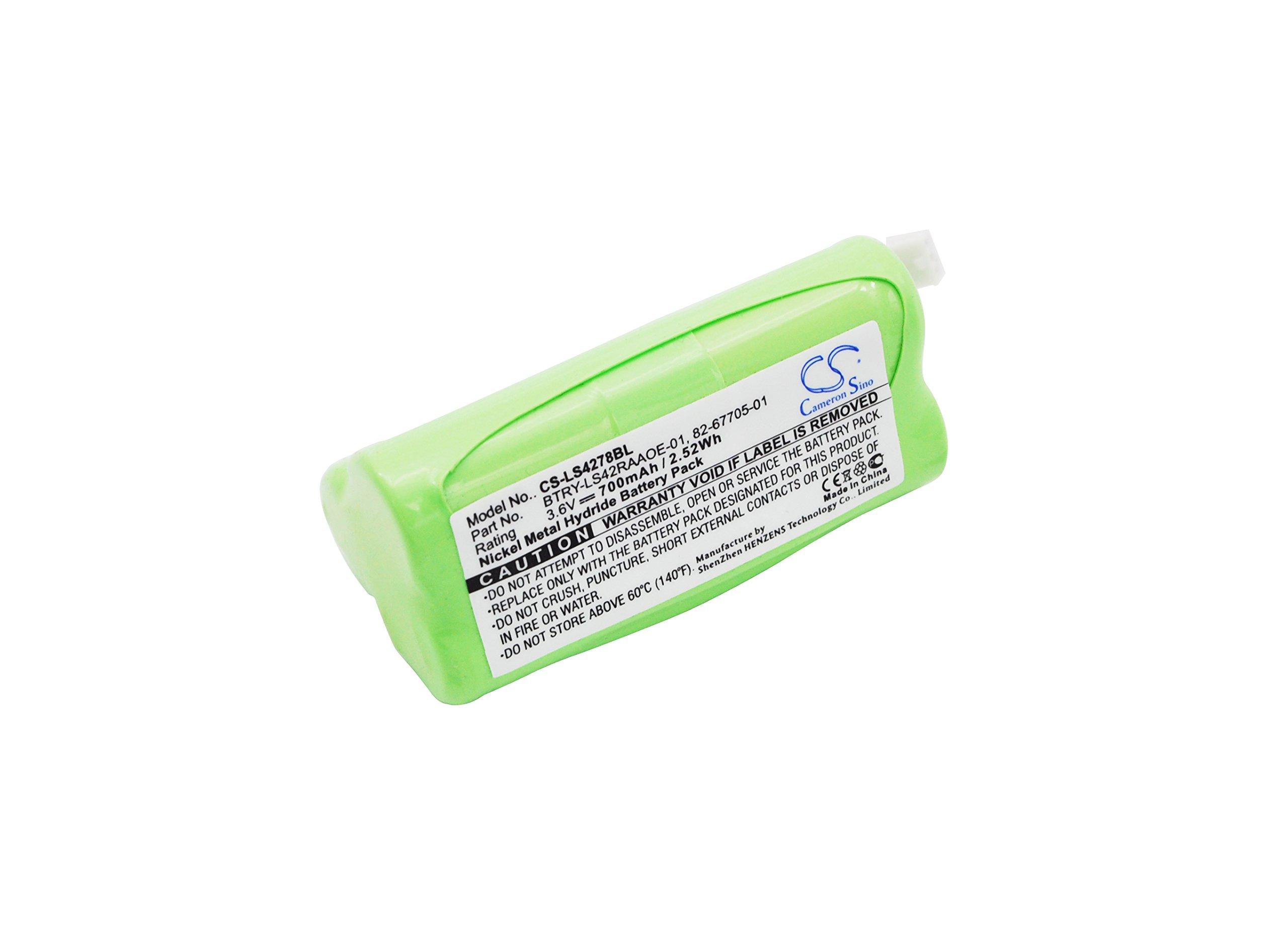 Bateria : Motorola Symbol LS-4278 LS4278 LS4278-M DS-6878 Mo