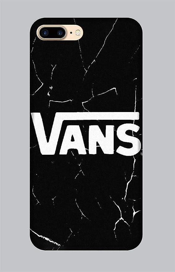 WorldSell Funda de Silicona Suave Case Cover Protección Cáscara Soft Gel TPU Carcasa Funda para iPhone 7-8 Plus Brands 003 Vans: Amazon.es: Electrónica