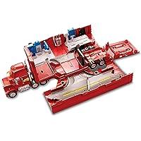 Disney Cars - 3 Taşıyıcı Tır (Mattel Ftt93)