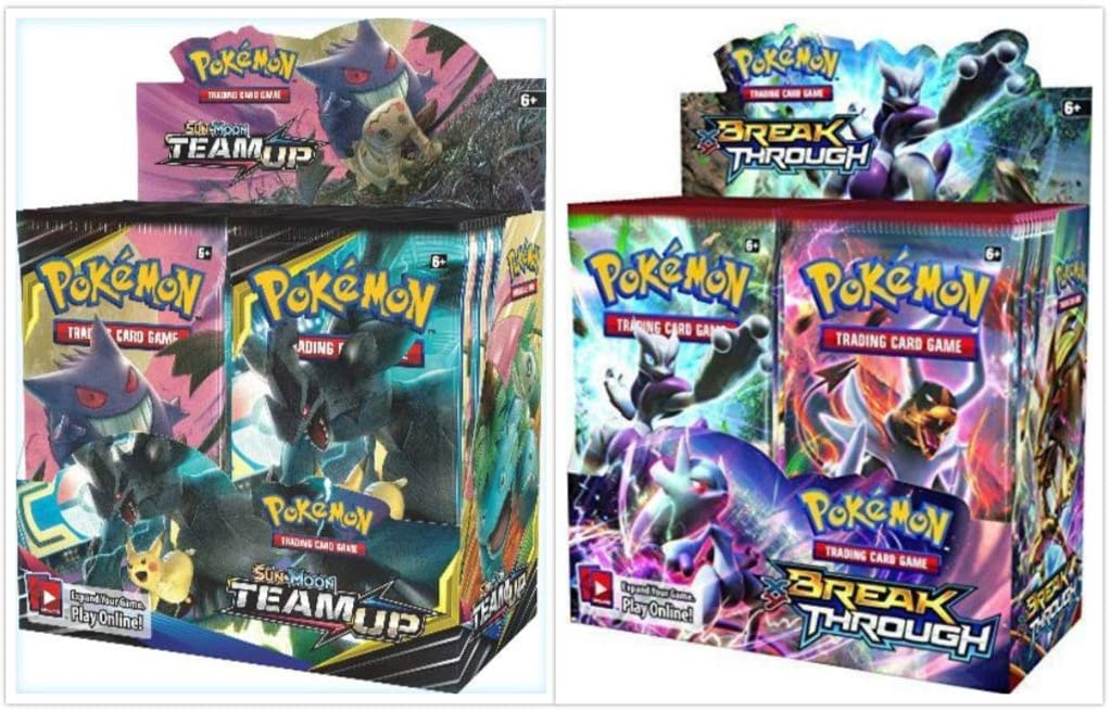 1x Sun and Moon Team Up Pokemon TCG Online Code FAST