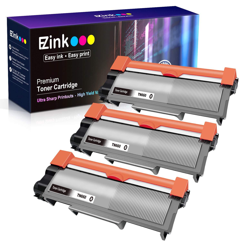 Toner Alternativo ( X3 ) Alta Capacidad Negro TN630 TN660 HL-L2320D HL-L2380DW HL-L2340DW MFC-L2700DW MFC-L2720DW MFC-L2