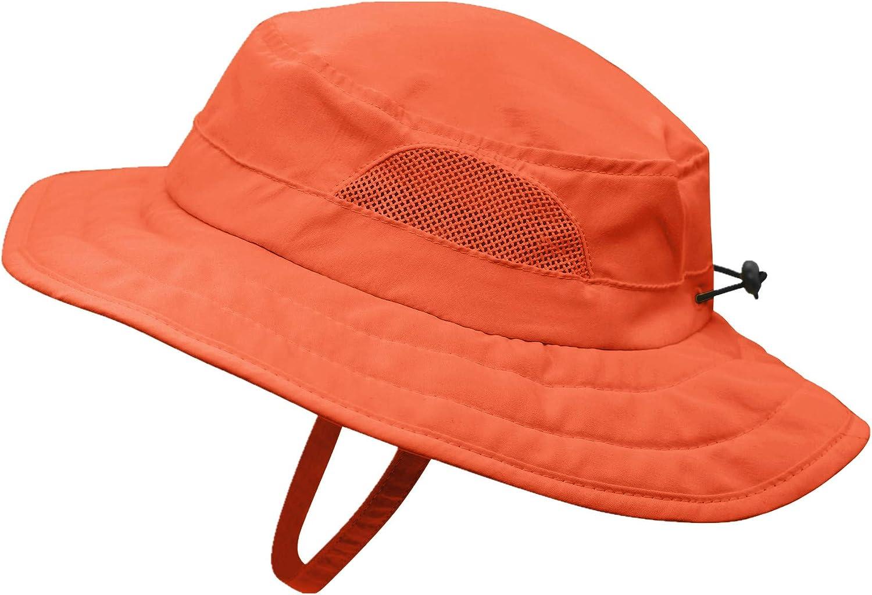 Connectyle Kids UPF 50+ Bucket Sun Hat UV Sun Protection...