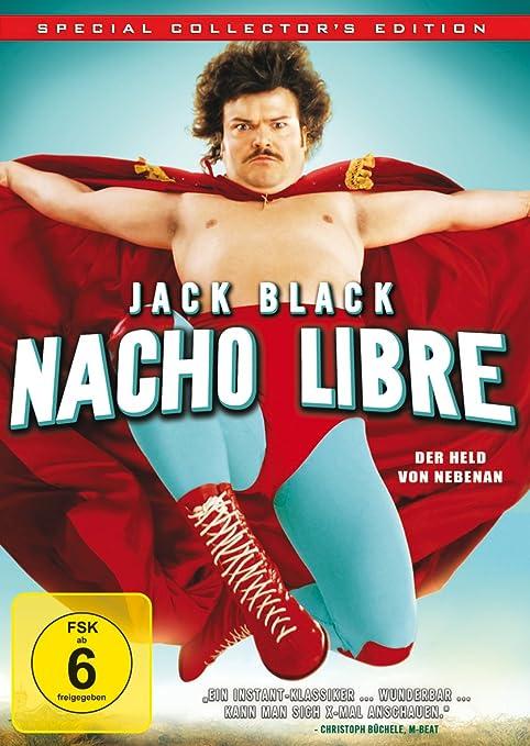 Nacho Libre [Special Collector's Edition]: : Jack