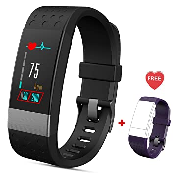 Reloj inteligente con podómetro, contador de calorías, monitor de sueño, recordatorio de llamadas