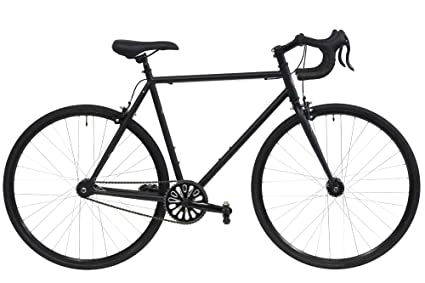 Amazon.com : Dawes Single Speed or Fixed Gear Road Bike (Inkjet ...