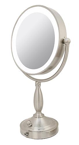 Makeup Table Top Mirror LED Light