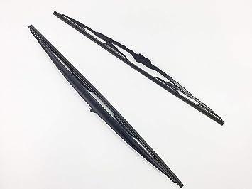 BMW genuino parabrisas delantero limpiaparabrisas Set (61 61 0 032 743): Amazon.es: Coche y moto
