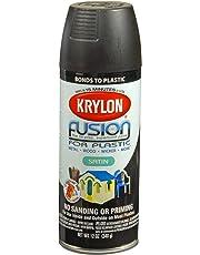 Krylon 2421 Fusion Spray Paint (Satin Black)