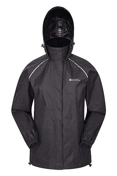 4ee52eff2 Mountain Warehouse Pakka Womens Waterproof Packable Jacket ...