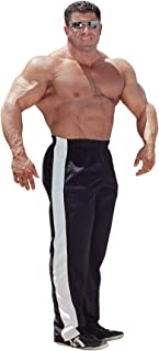 product image for Physique Bodyware Men's Workout Pants with Cell Phone Pocket. Made in America