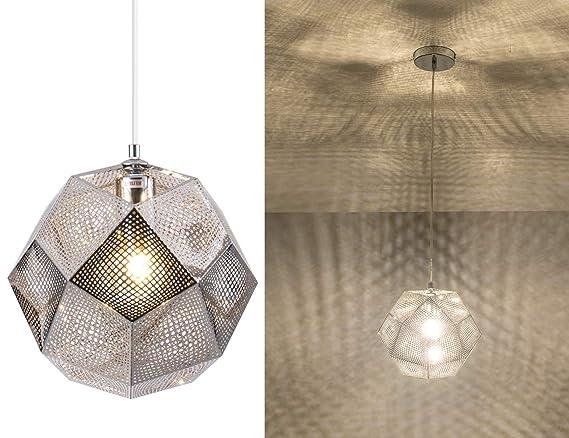 Amazon.com: Bewamf - Lámpara de techo moderna con forma de ...