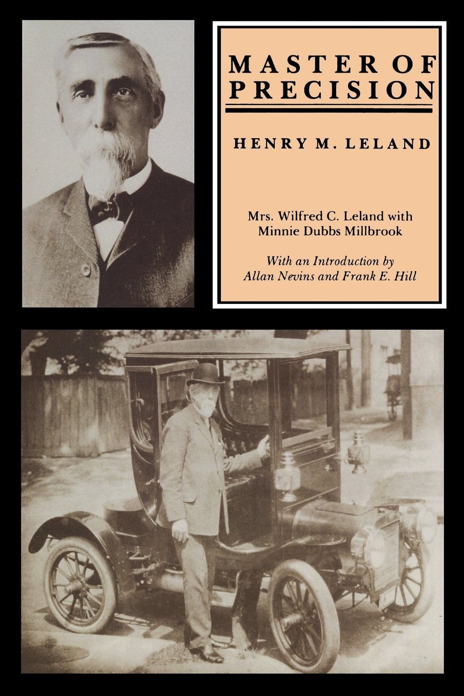 Master of Precision: Henry M. Leland (Great Lakes Books Series)