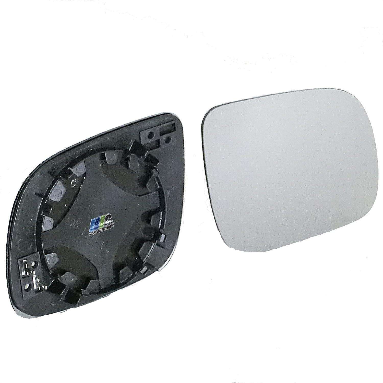 ATBreuer 4103 Spiegelglas heizbar Kontakte aussen rechts