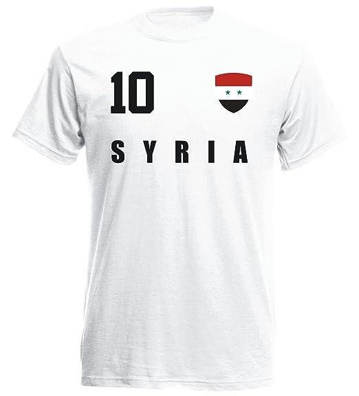 Australien Camouflage T-Shirt WM 2018 Trikot Style Fußball Nummer ALL 10
