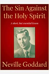 The Sin Against the Holy Spirit Kindle Edition