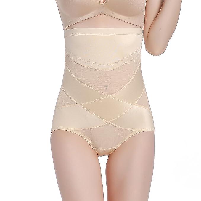 Women High Waist Tummy Control Panties Hip Butt Lifter Body Shaper Slimming Hot