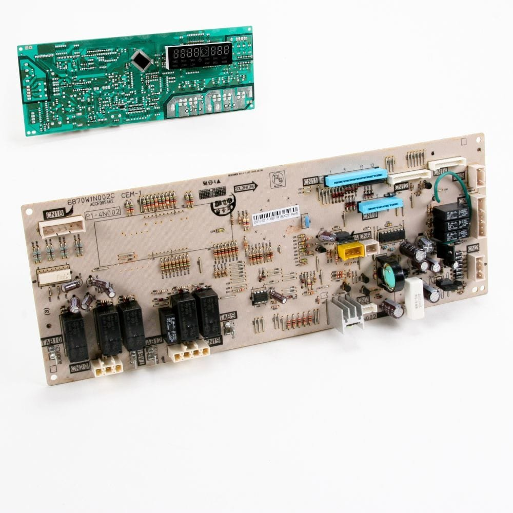 LG Electronics 6871W1N002E Electric Range Main PCB