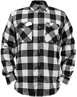 d8c8c672d Bell Men's Dixxon Flannel Button Up Long-Sleeve Shirts, 2X-Large ...