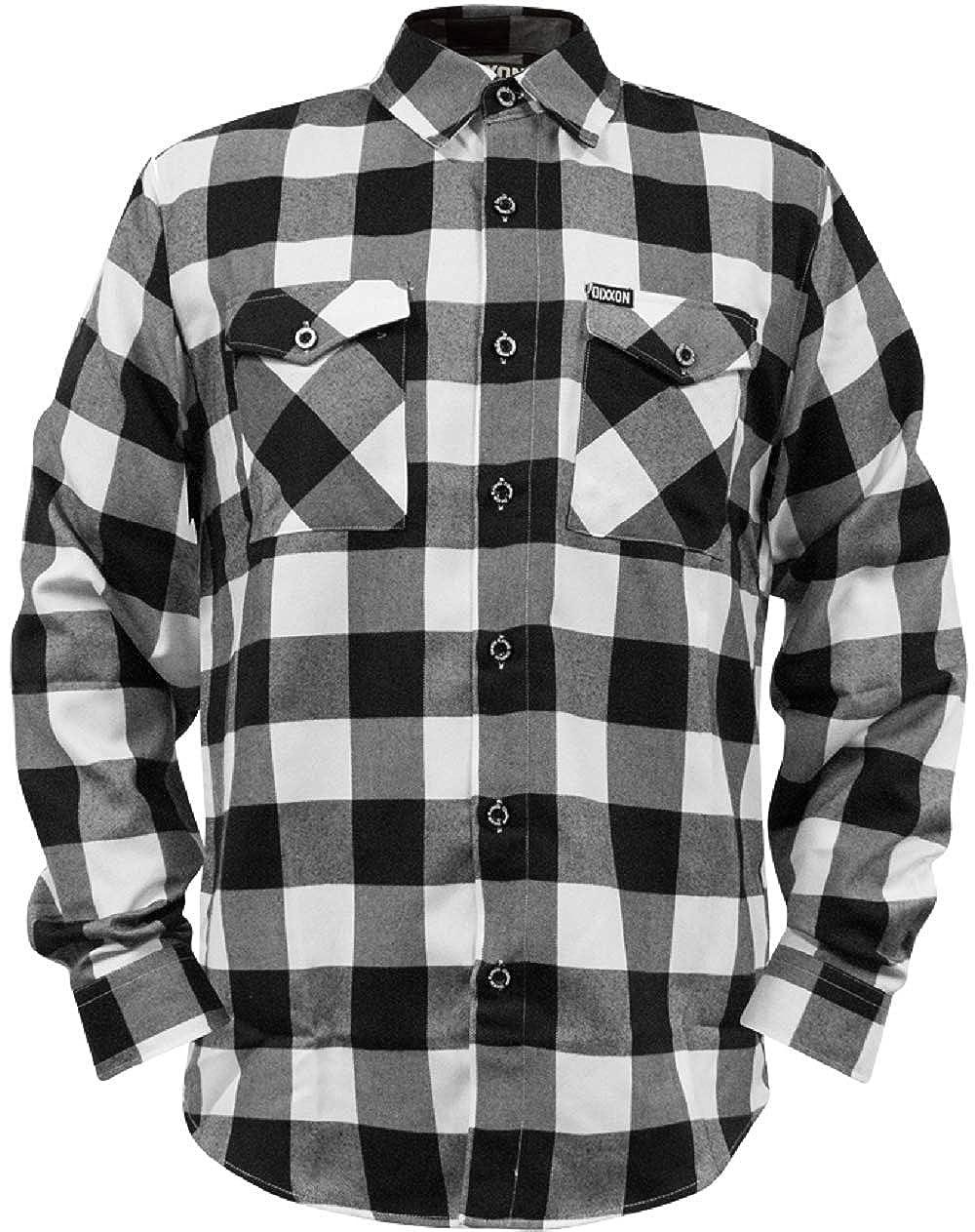 Gringo Docs Motorcycle Parts DIXXON Flannel Shirt