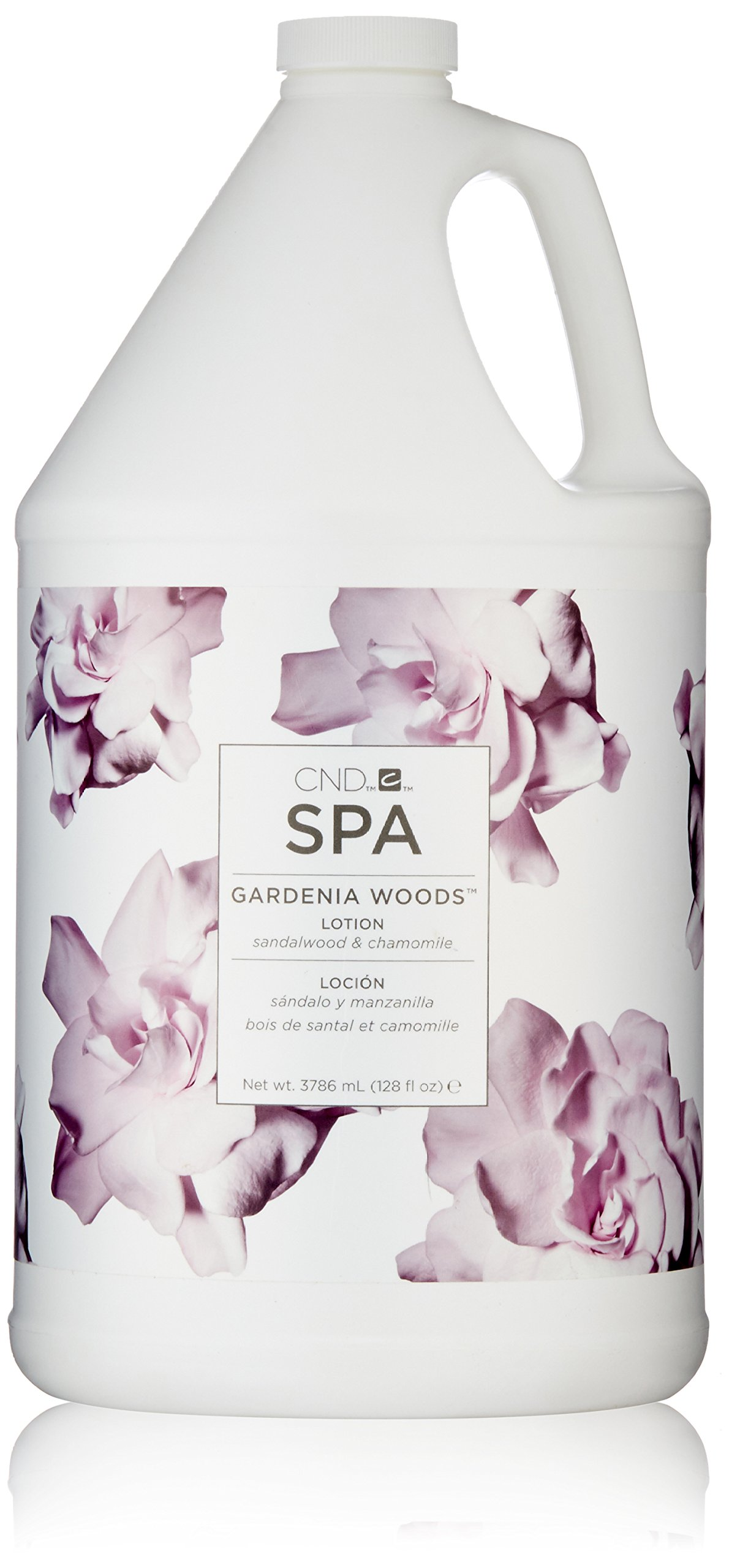 CND Gardenia Woods Lotion, 128 fl. oz.