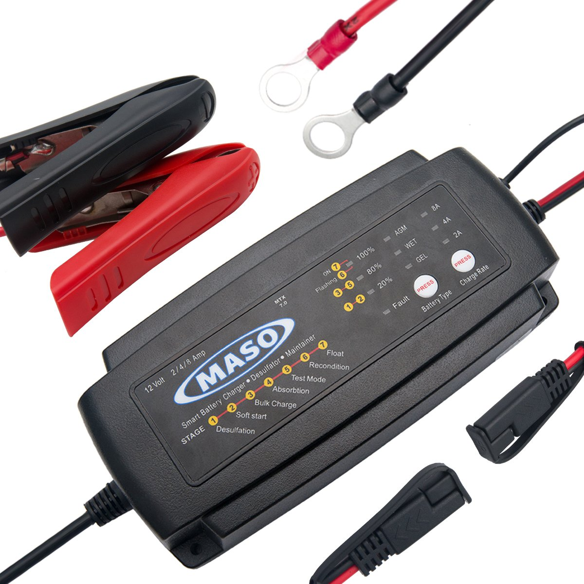 6.3mm Ctek CTE-56260 Ctek Direct Connector Adaptor