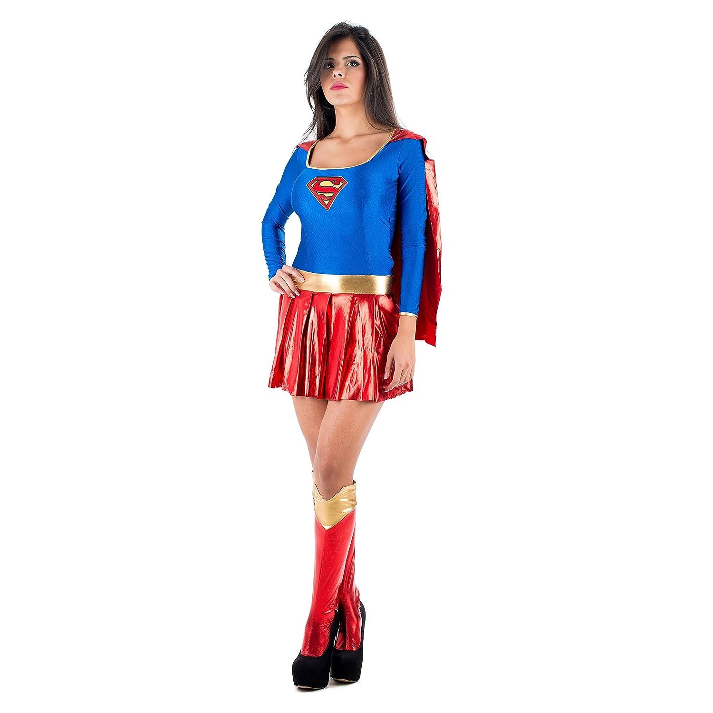 Hero picaresque - Disfraz Superwoman azul-79062: PICARESQUE ...