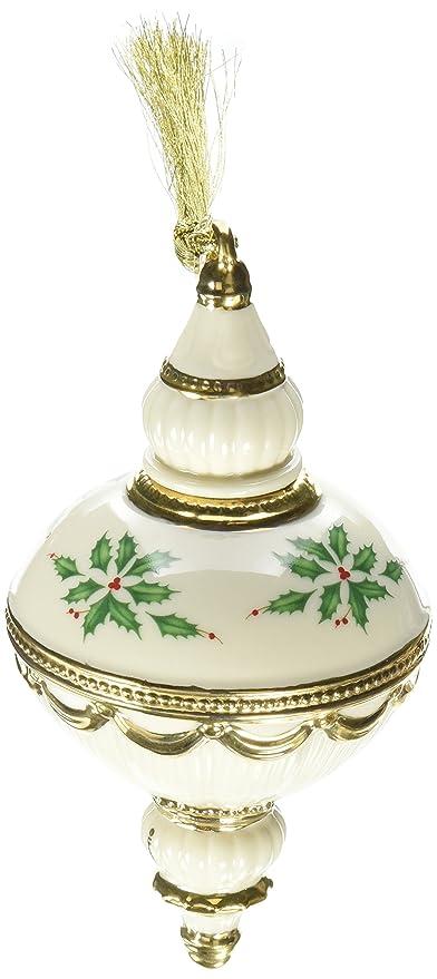 2013 Holiday Spire Ornament by Lenox - Amazon.com: 2013 Holiday Spire Ornament By Lenox: Christmas