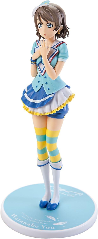 Sunshine! Prize Figure Love Live Sega Matsuura Kanan Aozora Jumping Heart Ver