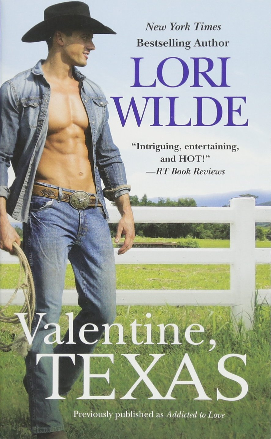Valentine, Texas (previously published as Addicted to Love) pdf epub