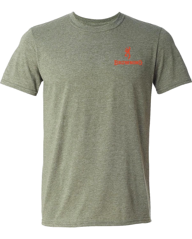 a4861b730afe9 Browning Classic Buckmark T-Shirt
