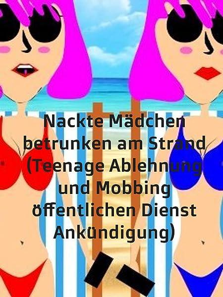 Amazon.de: Nackte Mädchen betrunken am Strand (Teenage