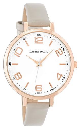 92b6bc1677a2 Daniel David - Reloj de Pulsera para Mujer